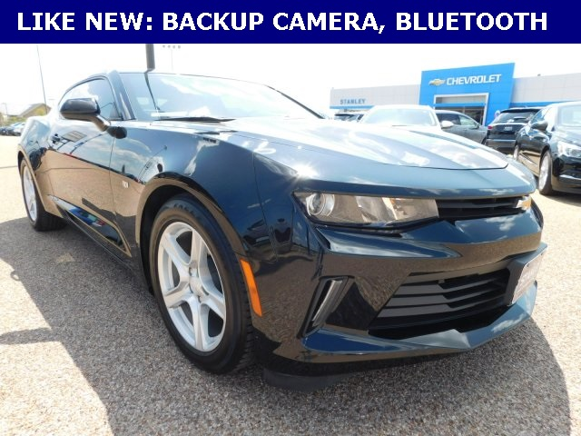 Pre Owned 2018 Chevrolet Camaro 1lt Rwd 2d Coupe