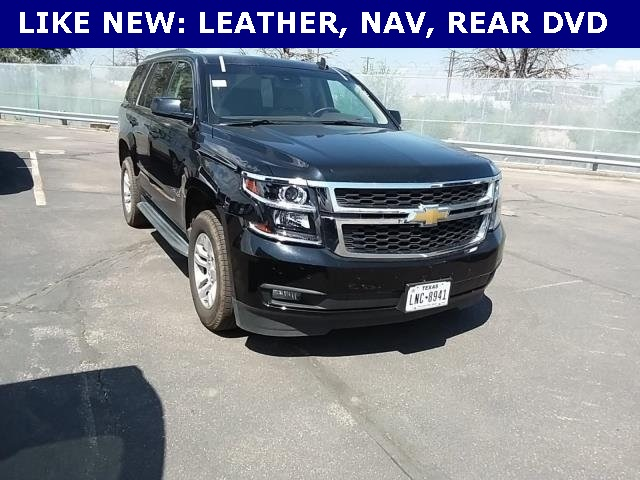 Pre Owned 2019 Chevrolet Tahoe Lt Rwd 4d Sport Utility
