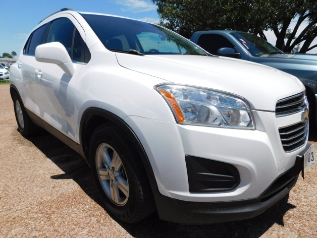 Pre Owned 2015 Chevrolet Trax Lt Fwd 4d Sport Utility