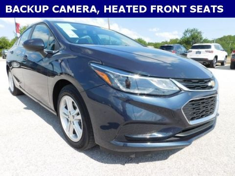 Pre-Owned 2016 Chevrolet Cruze LT