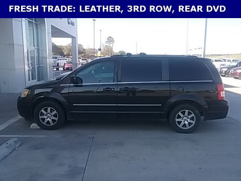 Pre-Owned 2010 Chrysler Town & Country Touring Plus